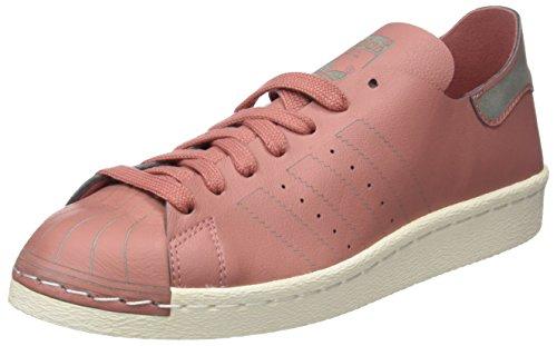 adidas Damen Superstar 80s Decon W Fitnessschuhe, Pink (Roscen/Roscen/Casbla 000), 44 EU