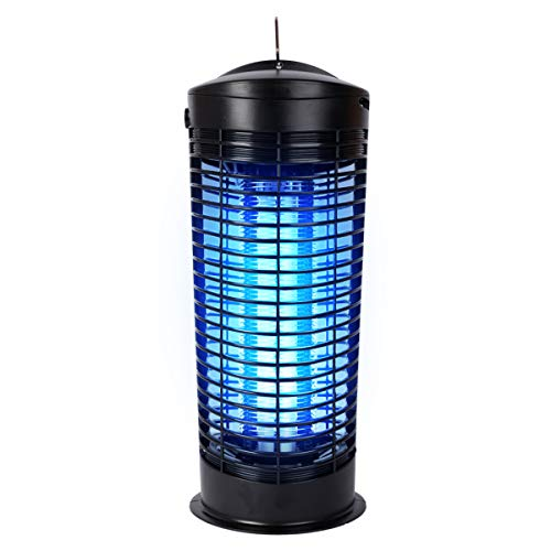 Garsum Bug Zapper Mosquito Trap Fly Pests Catcher Lamp Electronic Insect Killer for Bedroom,Kitchen...