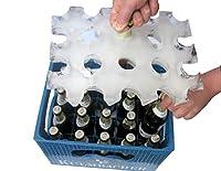 WARMES BIER? Nur kein Bier ist schlimmer! Du solltest mit allen Dir zur Verfügung stehenden Mitteln versuchen, das Bier auf Deiner nächsten Feier kühl zu halten! KÜHLSCHRANK VOLL? Wenn das Bier ohnehin draußen gebraucht wird, dann am besten die Kühlu...