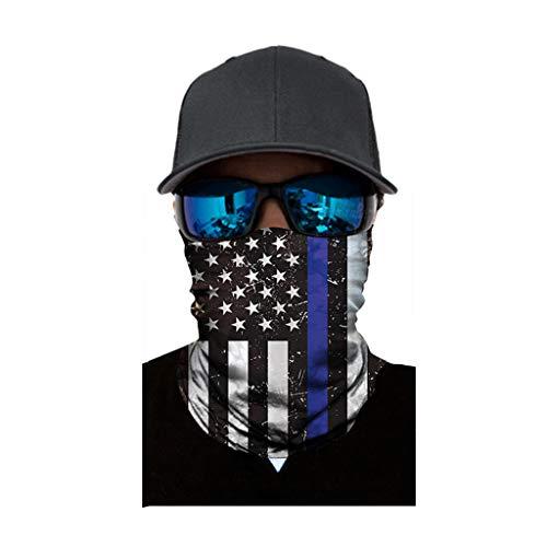 Preisvergleich Produktbild BURFLY Reiten Neuheit Druckmaske Reiten Motorrad Halsrohr Ski Schal Maske Sturmhaube Maskerade Maske
