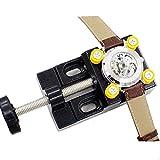 Dofover Adjustable Opener Back Watch Case Holder Tool & Watchmaker Tool,Metal & Plastic