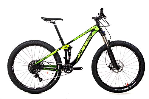 27,5 Zoll Carbon All Mountain Enduro MTB 11 Gang Sram GX Fully Rock Shox Rh 40cm