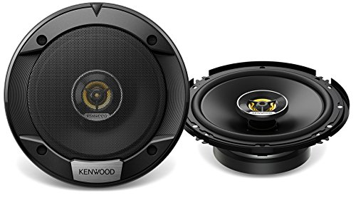 Kenwood KFC-S1676EX 2-Wege-Lautsprecher, 16 cm schwarz