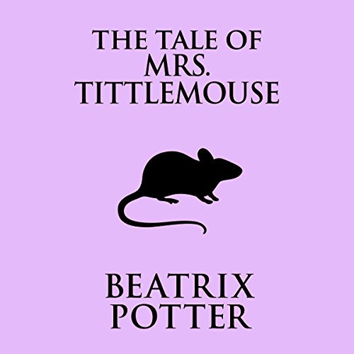 The Tale of Mrs. Tittlemouse copertina