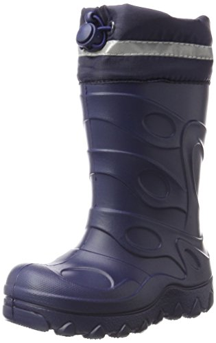 Beck Chłopięce buty zimowe Basic, niebieski - niebieski - 36 EU