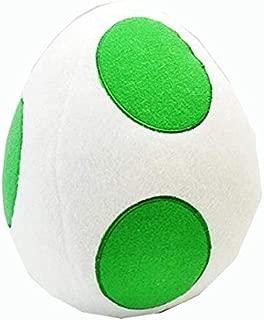 Super Mario Bros Yoshi Egg 8 Inch Toddler Stuffed Plush Kids Toys