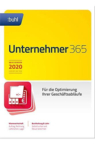 Unternehmer 365 (aktuelle Version 2020) Optimierung Ihrer Geschäftsabläufe   2020   PC   PC Aktivierungscode per Email
