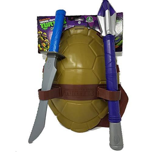 Guscio da combattimento Turtles Shell da indossare