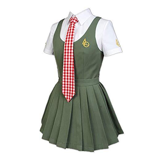 Anime Danganronpa 2:Goodbye Despair Koizumi Mahiru Cosplay Costume Halloween Carnival School Uniform Dress Suits