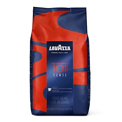 Lavazza Caffè Espresso Top Class Gran Gusto, Caffè in Grani, 1000g