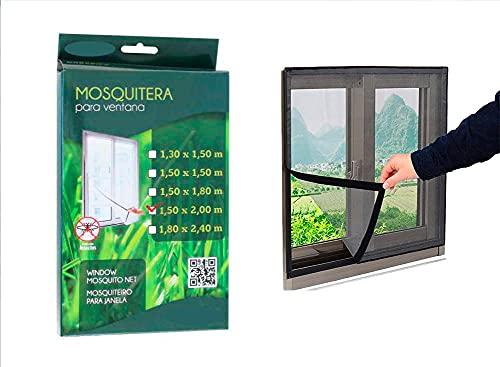 TIENDA EURASIA® Pack 2 - Mosquitera Universal Recortable pa