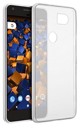 mumbi Étui ultraslim Étui pour Google pixels 2XL transparent (Ultra Slim–0.70mm)