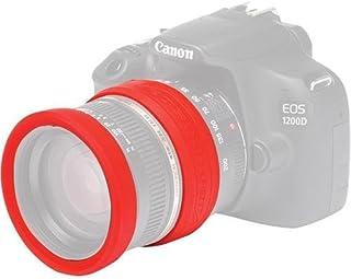 easyCover ECLR52R Lens Rim for 52mm (Red) [並行輸入品]