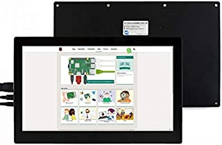 Modules Expansion Accessories Waveshare 13.3 inch IPS 1920x1080 Capacitive Touch Screen LCD with Toughened Glass Cover, Su...
