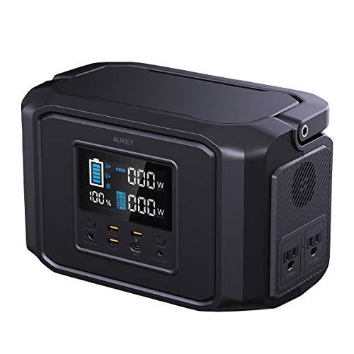 [オーキー] 充電器 ポータブル電源 Power Zeus 600 626wh PS-MC06