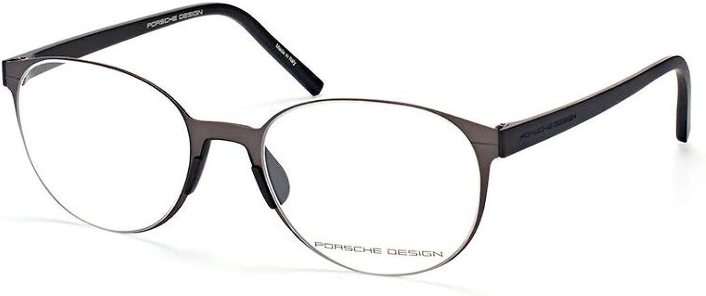 Porsche Design Eyeglasses P8312 A Dark Grey 5119  Unisex