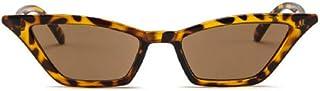 Makefortune Women Sunglasses, Women Vintage Cat's Eye Sunglasses Retro Small Frame UV400 Eyewear Women Lens