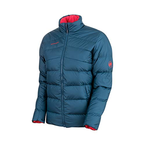 Mammut Damen Whitehorn Daunen-Jacke, Wing Teal-Dragon Fruit, S