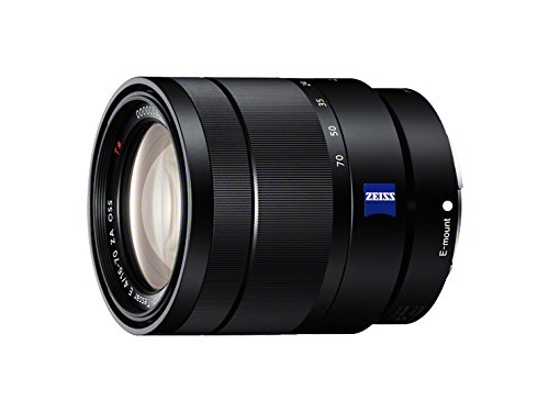 Sony SEL1670Z Vario-Tessar T E 16-70mm F4 ZA OSS - International Version (No Warranty)
