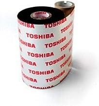 Toshiba TEC AG2 134mm x 600m cinta para impresora - Cinta de impresoras matriciales (Toshiba B-SX4, B-SX5, B-372, B-472, B-572, B-482, B-492, Transferencia térmica, Negro, 600 m, 134 mm)