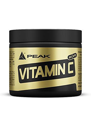 PEAK Vitamin C - 60 Kapseln à 1080mg