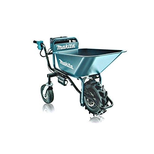 マキタ18V充電式運搬車CU180DZ+バケット【充電器・バッテリ別売】(アクセサリ収納バッグ付)