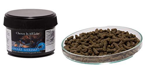 Salty Bee Cherax Jr.AllTake - 50g Krebsfutter für Juvenile Cherax Flusskrebse im Aquarium