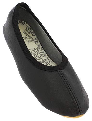 Beck Basic, Chaussures de Gymnastique mixte adulte - Noir...