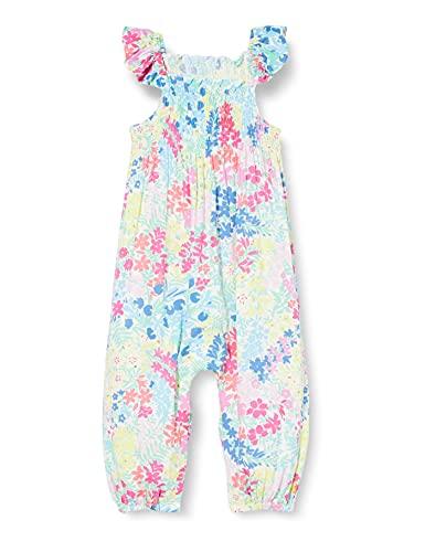 Joules Riverton Peleles, Blanco Floral, 24 Meses para Bebés