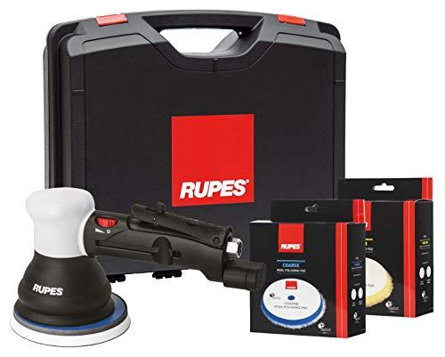 RUPES LTA125 BigFoot Polijstmachine Kit - 125mm Pneumatisch
