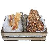 ALPHA SPIRIT Pack Snack Natural Perros pequeños y Cachorros Ayuda masticación | Animalujos