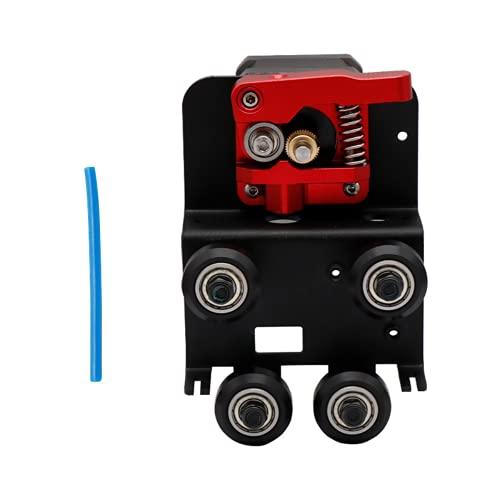 DollaTek Estrusore a corto raggio Nuovo kit di aggiornamento con piastra di montaggio in metallo per stampante 3D E3/3s/CR-10
