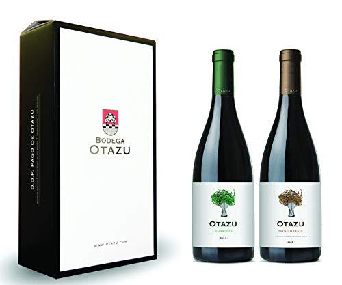 Pack de 2 botellas. Gama Otazu