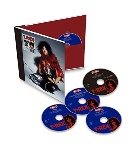 Tanx+Zinc Alloy Deluxe Edition (4cd+Dvd)