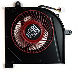 for MSI Gaming GS70 MSI Gaming GS72 Stealth Pro Power4Laptops Replacement Laptop Fan Pair