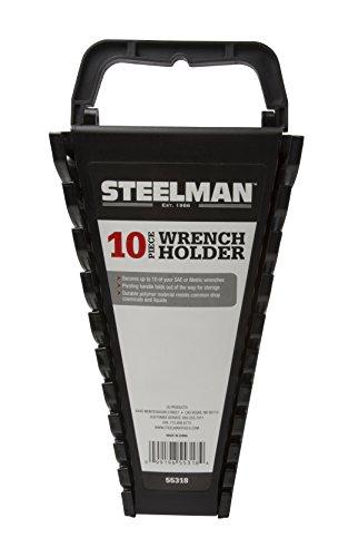 Steelman 55318 Universel 10-Tool Clé Support