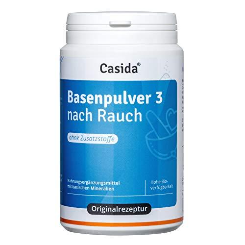 Basenpulver 3 nach Rauch - für Mayr Kur, Fasten, Heilfasten etc. - 200g