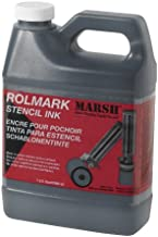 Best black stencil ink Reviews