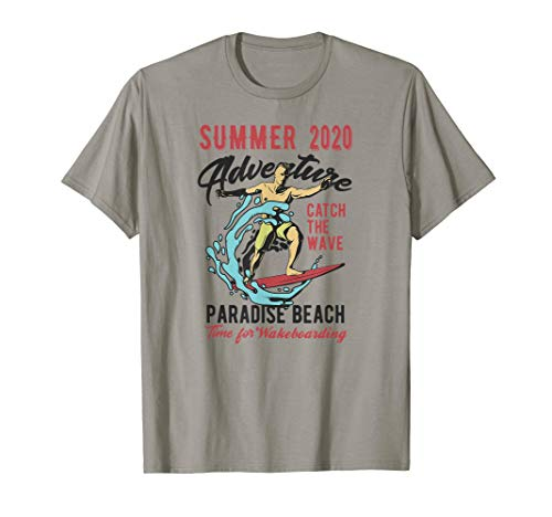 Wakeboarding,Sommer 2020,Wassersport,Wakeboard Outfit Fun T-Shirt