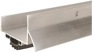 Frost King U37H Drip Cap Door Bottom 1-3/4-Inch by 36-Inch, Silver