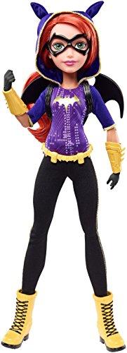 DC Super Hero Girls Bambola Batgirl, 30.5 cm, DLT64
