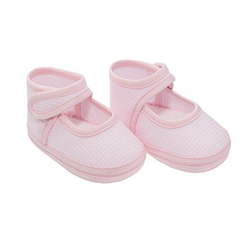 Cambrass-Chaussures été Roses (6-9 Mois) - Rose