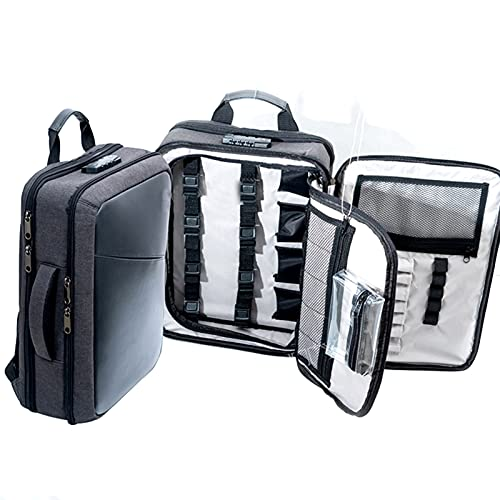 Mochila de almacenamiento de herramientas de peluquería Herramientas de peinado de peluquero Salón de viaje al aire libre Bolsa de herramientas de peluquería, Bolsa de peluquería Bolsa de peluquería