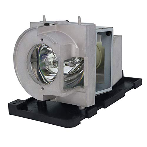 Optoma X320UST/i/W320UST/GT5000 Lampe für Beamer (iEH320UST/i/EH319UST/i) schwarz