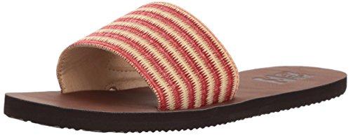 Billabong Women's Horizon Slide Sandal Vintage Coral 7