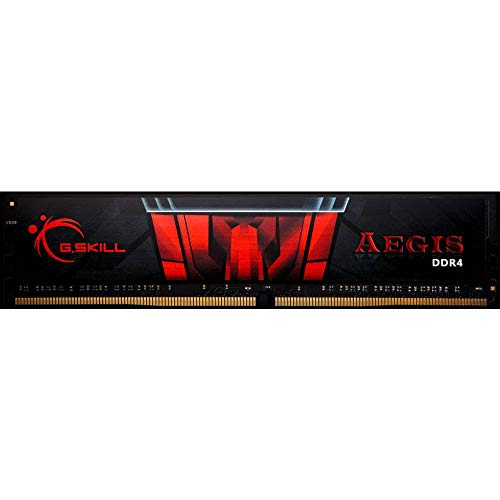 G. Skill [Aegis DDR4] F4-3000C16S-8GISB