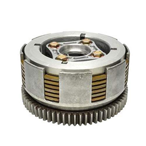 Clutch Assembly - 6 Plate - 4 Bolt - Tao Tao 200cc Air Cooled ATV Quad by VMC CHINESE PART
