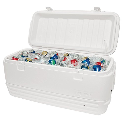 Igloo Polar Cooler (120-Quart, White)