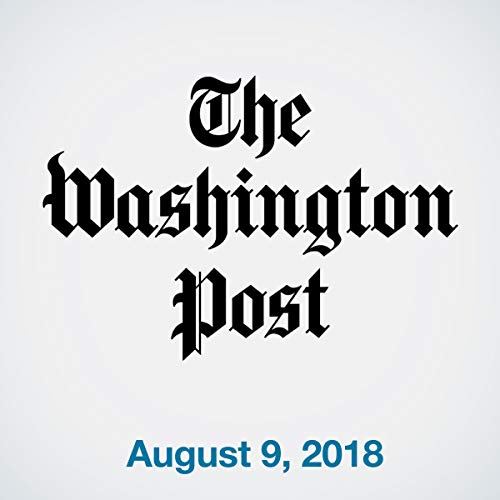 August 09, 2018 copertina