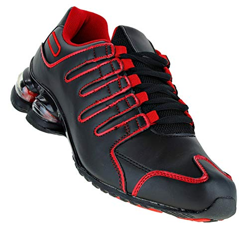 Bootsland 101 Neon Turnschuhe Federsohle Sneaker Sportschuhe Herren, Schuhgröße:44